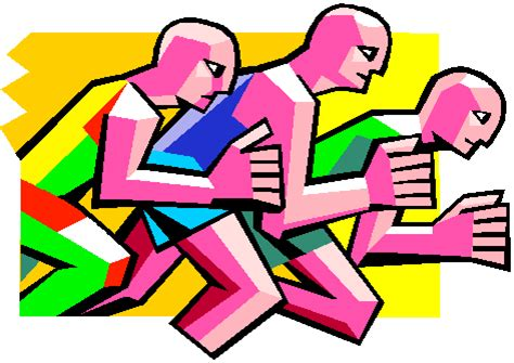 Essay about running track